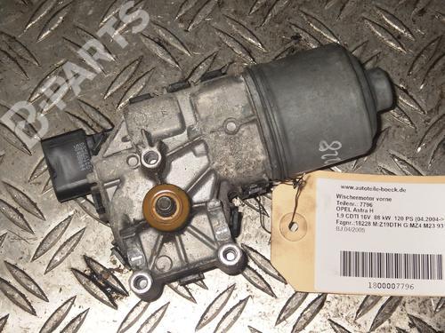 : 0390241538 Viskermotor vindrute ASTRA H (A04) 1.9 CDTI 16V (L48) (120 hp) [2004-2010]  4926032