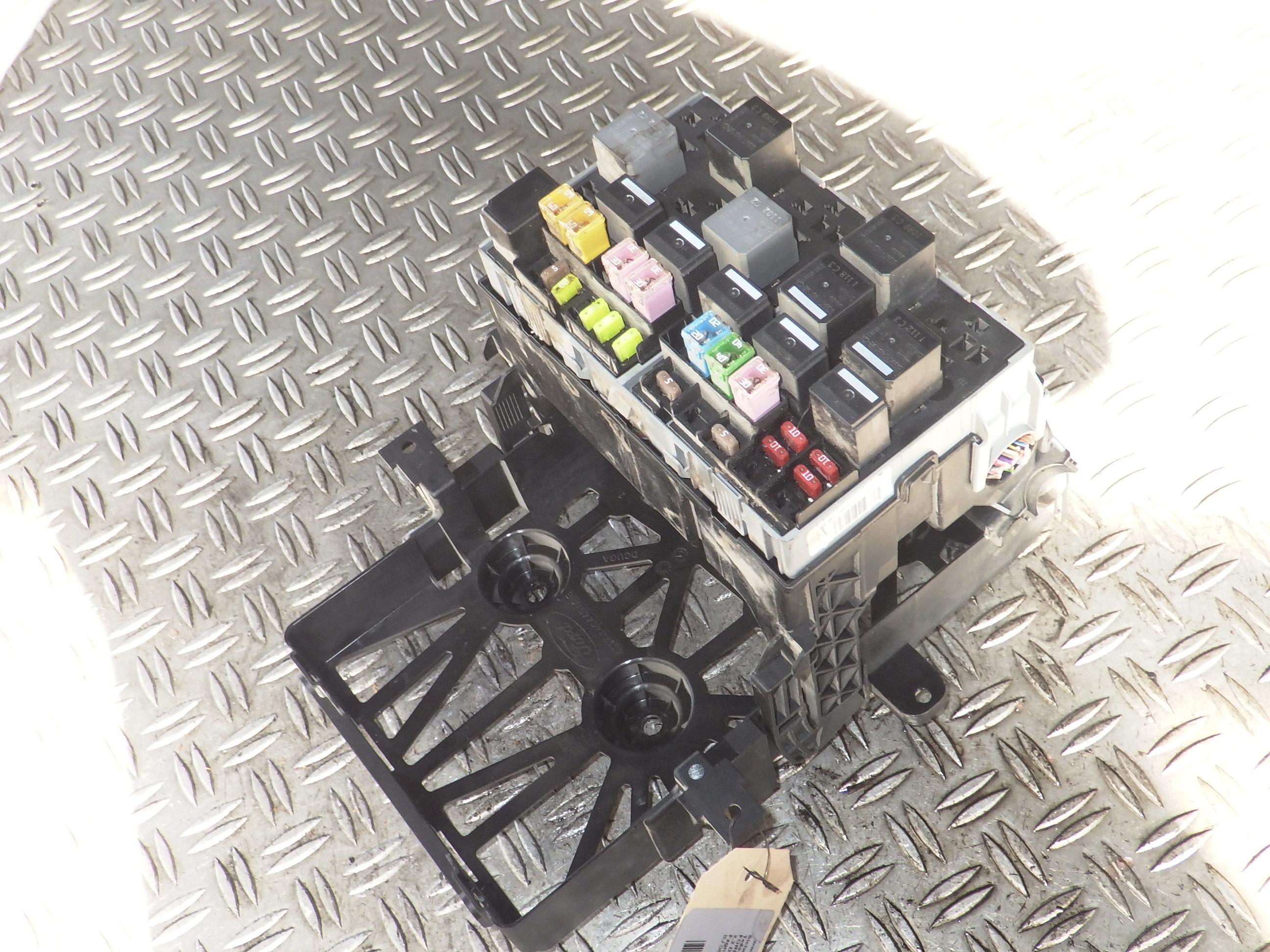 Ford Falcon Station Wagon Fuse Box