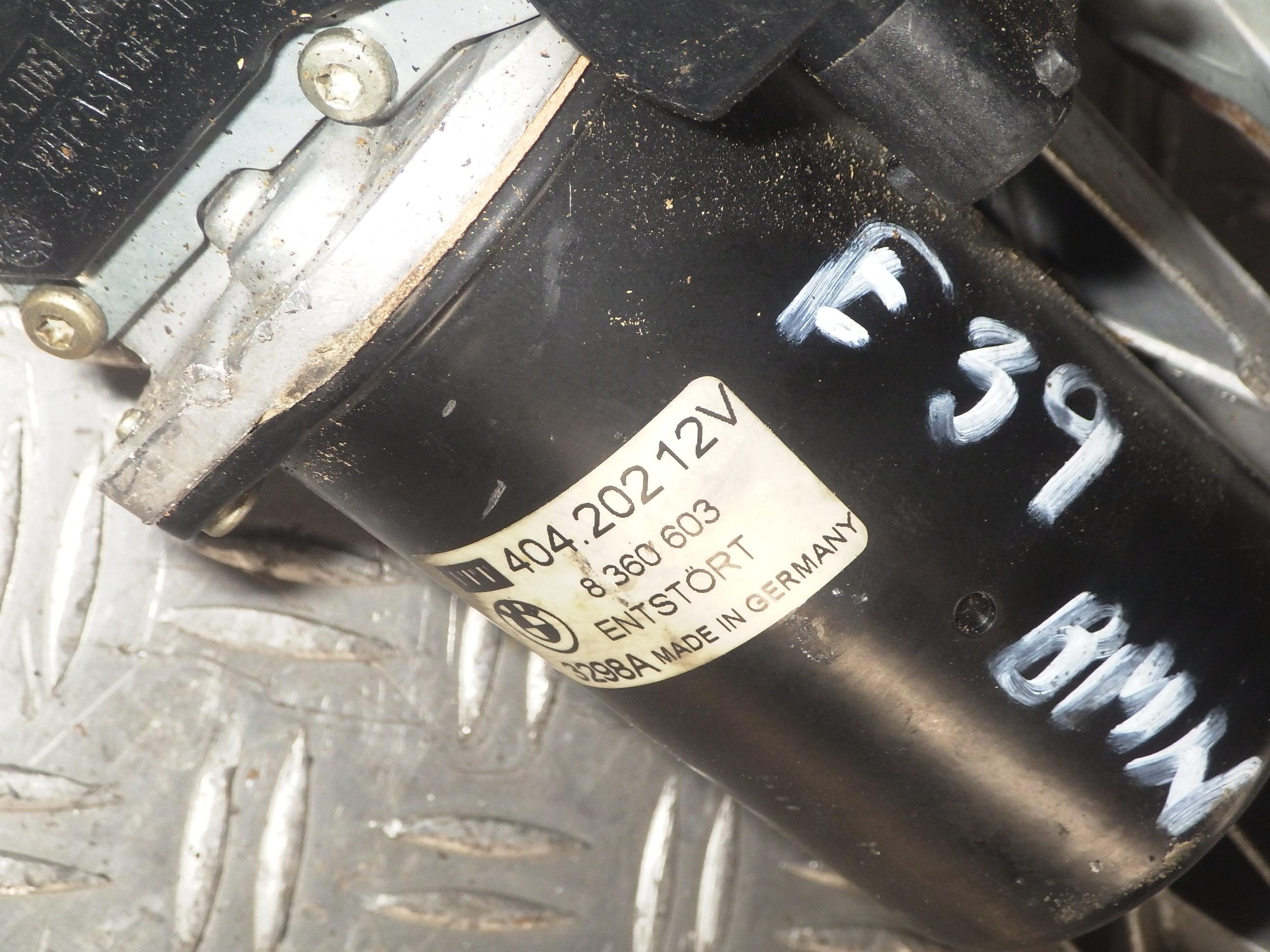 Wischermotor Front Vorne BMW 5 E39 Touring 530 d M5 535 i 525 520 523 528 540