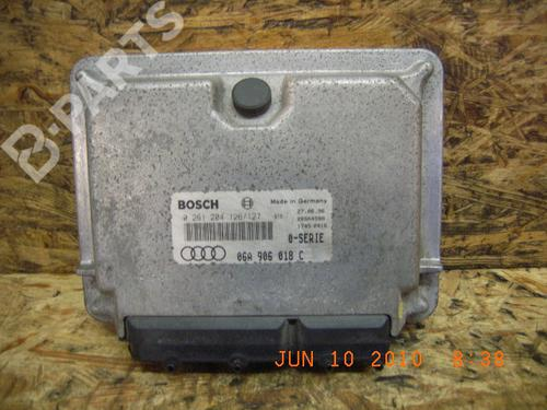 : 0261204126  06A906018C Engine Control Unit (ECU) A3 (8L1) 1.8 (125 hp) [1996-2003]  5050377
