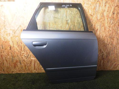 : 8E0833052J Puerta trasera derecha A4 Avant (8ED, B7) 2.0 TDI (140 hp) [2004-2008] BPW 5176465