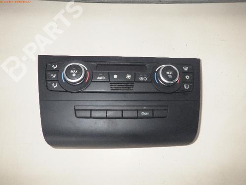 : 64119147299 AC Styreenhet / Manøvreringsenhet 1 (E87) 118 d (143 hp) [2007-2011]  5064146