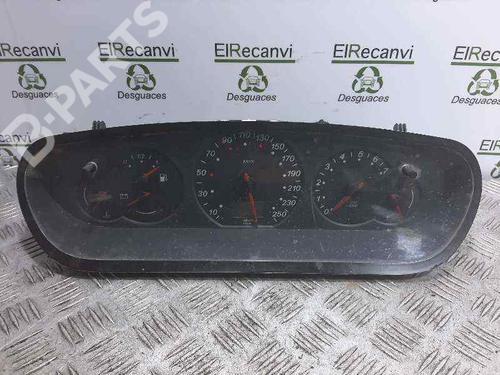 9635289280 | Kombinert Instrument C5 I Break (DE_) 2.0 HDi (DERHZB, DERHZE) (109 hp) [2001-2004]  5655594