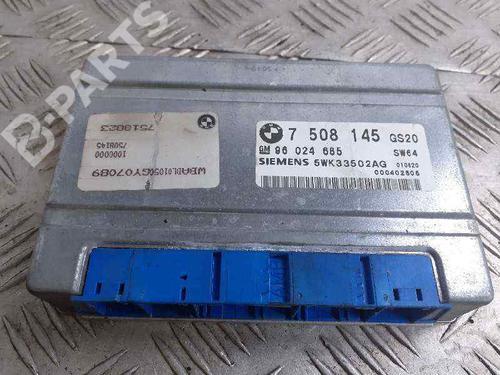 7508145   96024685   5WK33502AG   Centralina caixa velocidades Automática 5 (E39) 525 d (163 hp) [2000-2003]  6467354