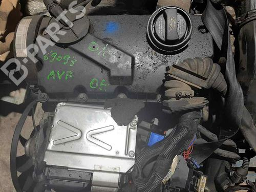 AVF | X-297 | ENTREGA SIN: MOTOR ARRANQUE, ALTERNADOR, COMPRESOR, CAJA CAMBIOS | Motor A4 Avant (8E5, B6) 1.9 TDI (130 hp) [2001-2004] AVF 6995294