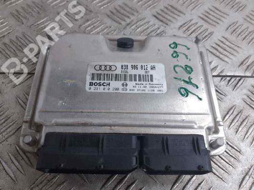 038906012AH | 0281010200 | 28SA4277 | Motorstyringsenhet A4 (8D2, B5) 1.9 TDI (110 hp) [1995-2000] AVG 6094327