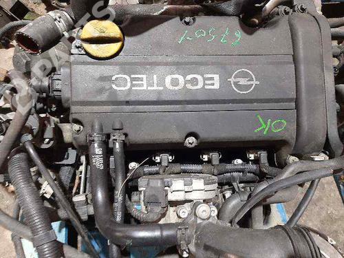 Z12XE | Motor AGILA (A) (H00) 1.2 16V (F68) (75 hp) [2000-2007] Z 12 XE 6108442