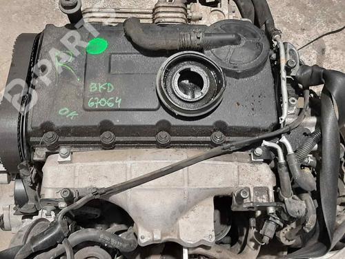 BKD | EXT.L-3 | ENTREGA SIN: MOTOR ARRANQUE, ALTERNADOR, COMPRESOR, CAJA CAMBIOS | Motor A3 (8P1) 2.0 TDI 16V (140 hp) [2003-2012] BKD 8065051