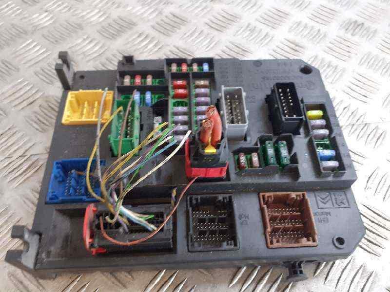 Fuse box CITROËN C4 II (B7) 965547480 | BSI | S18012003F | B-Parts | Citroen C4 Fuse Box Price |  | B-Parts