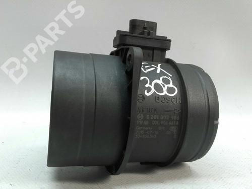 03L906461A Luftmassemåler A4 (8K2, B8) 2.0 TDI (150 hp) [2013-2015] CSUA 5012099
