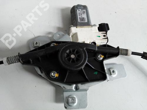 Elevalunas delantero izquierdo FORD TRANSIT COURIER B460 Box Body/MPV 1.5 TDCi ET76-A23201-CD 31452377