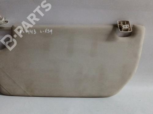 Parasol izquierda FORD TRANSIT COURIER B460 Box Body/MPV 1.5 TDCi  31324539
