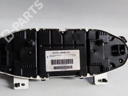 Cuadro instrumentos FORD TRANSIT COURIER B460 Box Body/MPV 1.5 TDCi ET76-10849-CH 31324543