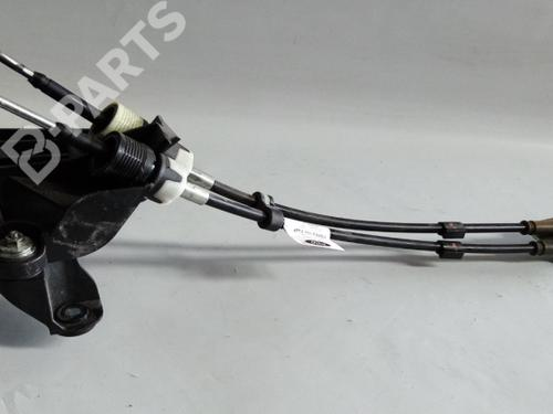 Palanca cambio manual FORD TRANSIT COURIER B460 Box Body/MPV 1.5 TDCi 5 velocidades 31324546