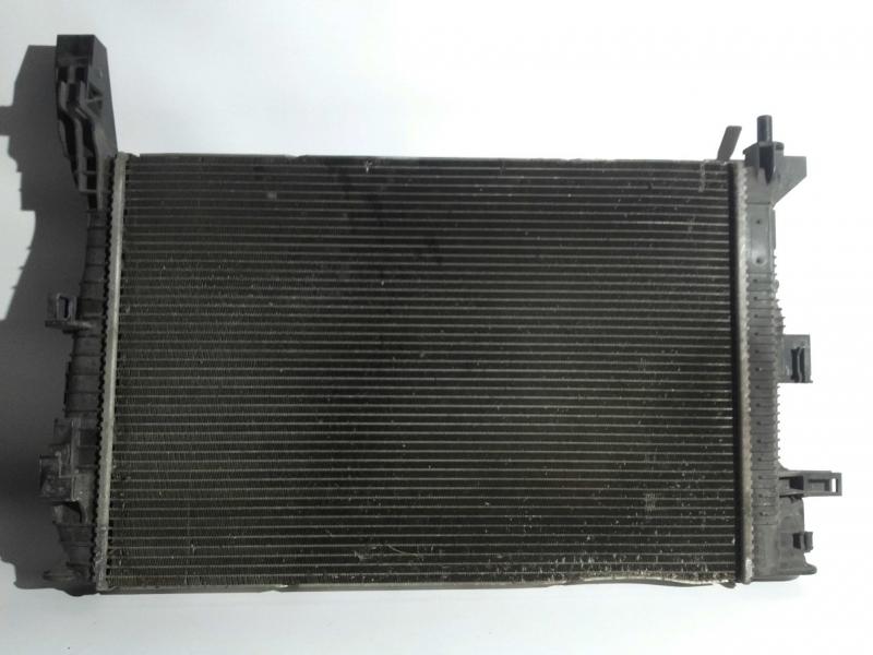 Radiador agua radiador motor radiador Ford Transit 2.4 diesel sin clima 2000-2006