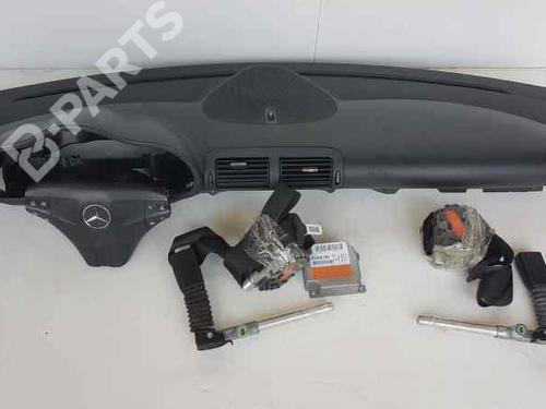 2036800387 | 0285001373 | 2038604405 | Kit airbags C-CLASS Coupe (CL203) C 200 Kompressor (203.745) (163 hp) [2001-2002]  5824118