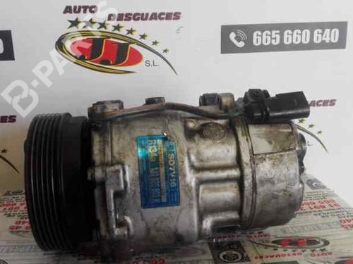 1233 | 1J0820803K | AC Compressor GOLF IV (1J1) 1.9 TDI (110 hp) [1997-2004]  5138052