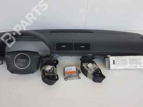 Kit airbags AUDI A4 (8E2, B6) 1.9 TDI (130 hp) 8E0959655   8E0880201AE   8E0880204C  