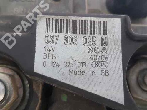 Alternateur SEAT CORDOBA (6L2) 1.4 16V 0124325013   037903025M   30158840