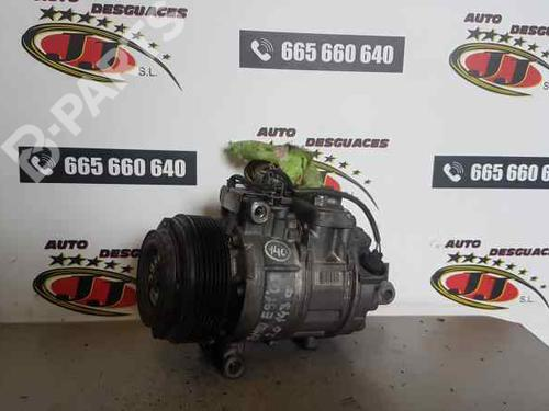 4472601852 | Compressor A/A 3 Touring (E91) 318 d (143 hp) [2007-2012]  5138688