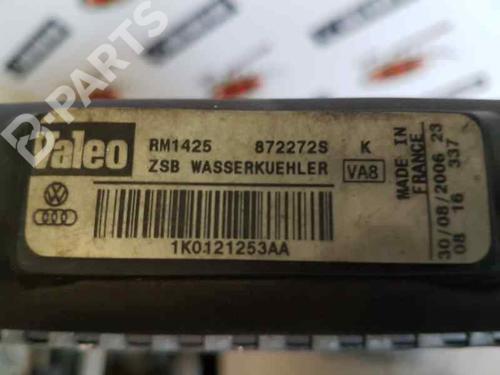 Radiateur à eau SEAT TOLEDO III (5P2) 1.9 TDI 1K0121253AA | 696874302 | 30158996