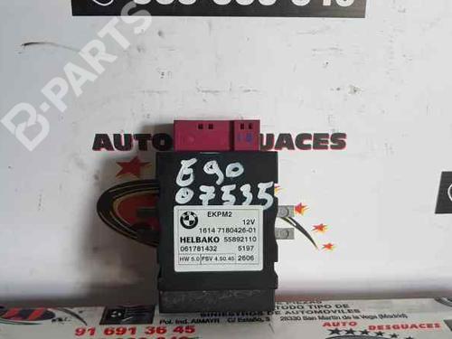 7180426 | HELBAKO | Elektronik Modul 3 (E90) 320 d (177 hp) [2007-2010]  5134289