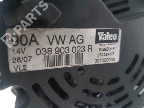 Alternateur SEAT CORDOBA (6L2) 1.9 TDI 2542245G | 038903023R | 30158796