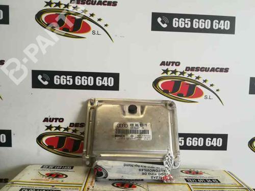 Centralita motor AUDI A4 (8E2, B6) 1.9 TDI (130 hp) 038906019FP   0281010729  