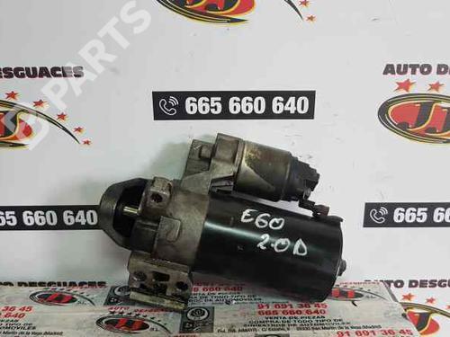 0001109070 | 7802508 | Motor de arranque 5 (E60) 520 d (163 hp) [2005-2009]  5138946
