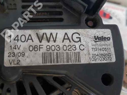 Alternateur SEAT LEON (1P1) 1.9 TDI 2542695G | 06F903023C | 30158327