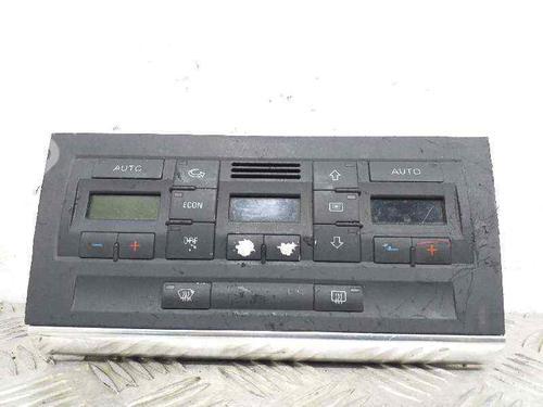 8E0820043AA | Klimabedienteil A4 Avant (8E5, B6) 1.9 TDI (130 hp) [2001-2004] AVF 5174502