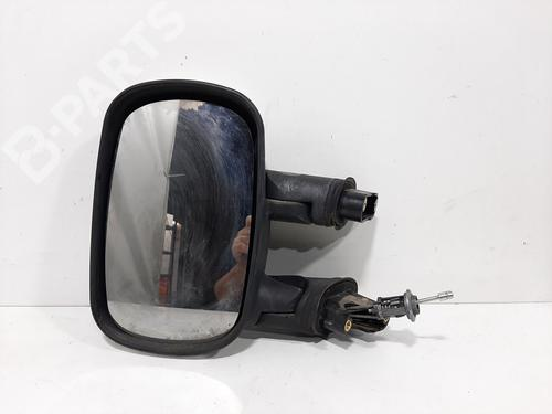 0735394524 | BLANCO | MANUAL | Retrovisor esquerdo DOBLO MPV (119_, 223_) 1.9 JTD (223AXE1A) (100 hp) [2001-2021]  6558103
