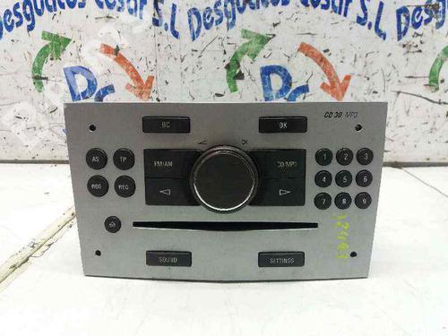 Bilradio ASTRA H GTC (A04) 1.9 CDTI (L08) (120 hp) [2005-2010] Z 19 DT 5167809