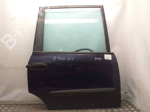 0046510463 | AZUL OSCURO | Porta trás direita MULTIPLA (186_) 1.9 JTD 105 (186AXB1A) (105 hp) [1999-2010] 182 B4.000 5205512