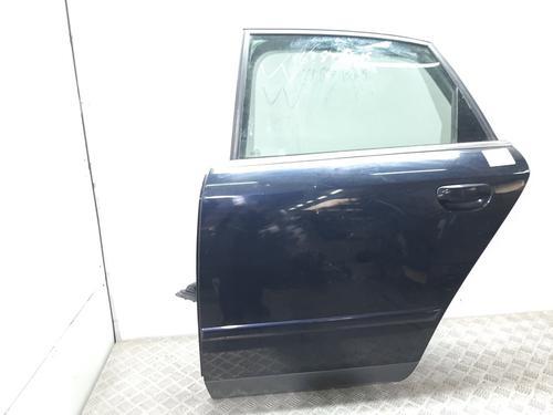 8E0833051 | AZUL | Tür links hinten A4 (8E2, B6) 1.8 T (150 hp) [2000-2002] AVJ 8071107