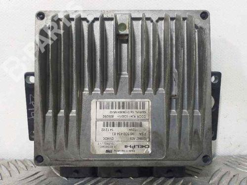 G6B60 A 03 | 9650043480 | 0138364MVG | Motorstyringsenhet C3 I (FC_, FN_) 1.4 16V HDi (90 hp) [2002-2020] 8HY (DV4TED4) 6247010