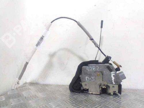 8253431 | Fechadura frente esquerda 3 (E46) 320 d (150 hp) [2001-2005]  5196852