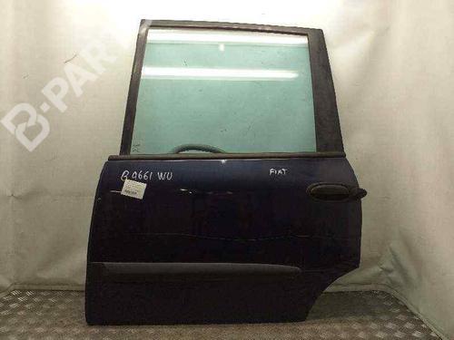0046510465 | AZUL OSCURO | Porta trás esquerda MULTIPLA (186_) 1.9 JTD 105 (186AXB1A) (105 hp) [1999-2010] 182 B4.000 5205513