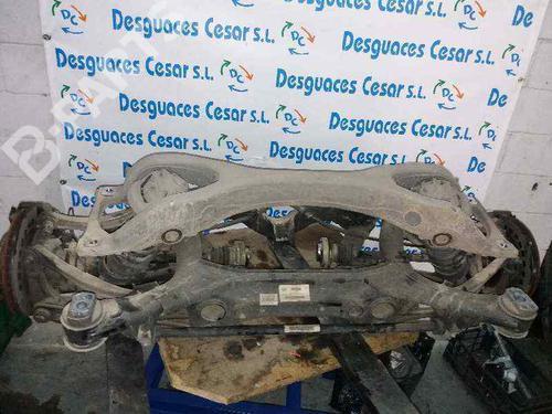Puente trasero AUDI Q7 (4LB) 3.0 TDI quattro (233 hp)
