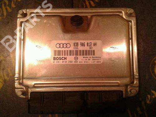038906012AH   0281010200   Motorstyringsenhet A4 (8D2, B5) 1.9 TDI (90 hp) [1995-2000]  5299560