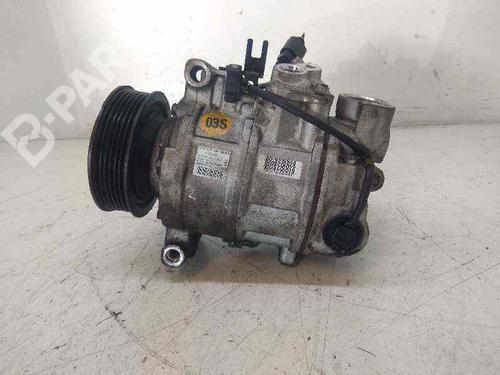 Compressor A/A AUDI A4 (8E2, B6) 1.9 TDI 8E0260805BA   3 OREJAS6 CANALES   2 TOMAS POR ARRIBA   34461948
