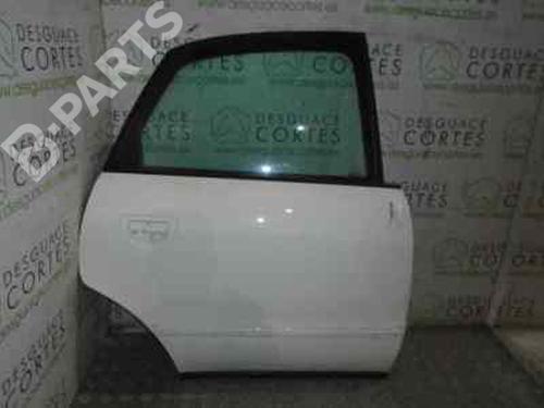 BLANCO   1º   Tür rechts hinten A4 (8D2, B5) 1.9 TDI (90 hp) [1995-2000]  5524951