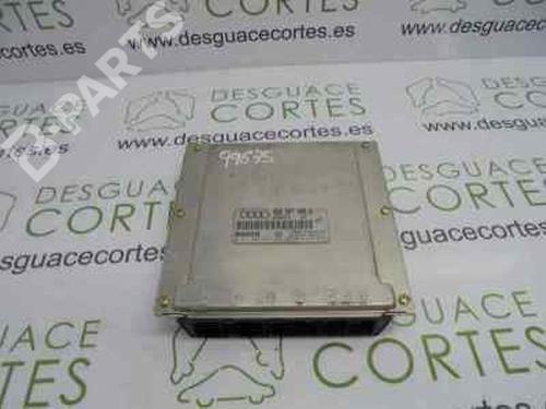 Steuergerät Motor AUDI A8 (4D2, 4D8) 3.3 TDI quattro 0281001867   0281001867   4D0907409A   32736519