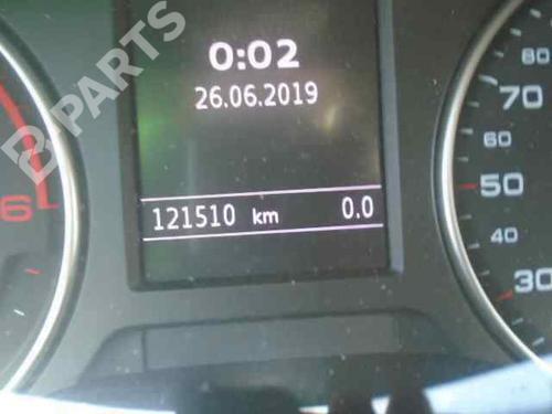 Motor AUDI A3 (8V1, 8VK)  CRKB 121.000 KM   CASCO SI   32740954