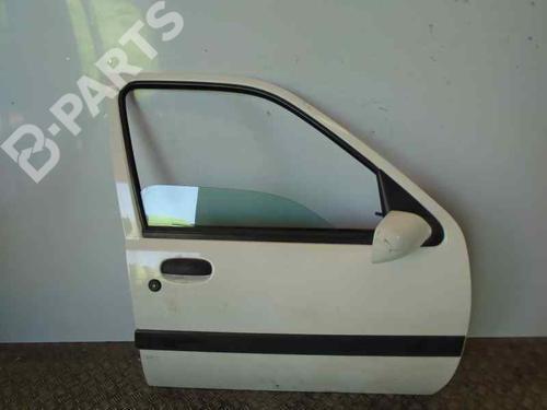 BLANCO | 5P | Right Front Door FIESTA IV (JA_, JB_) 1.8 DI (75 hp) [2000-2002]  5942954