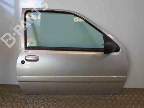PLATA | 3P | Right Front Door FIESTA IV (JA_, JB_) 1.8 DI (75 hp) [2000-2002] RTN 5661127