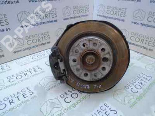 Manga de eixo trás direita 3 Coupe (E92) 320 d (177 hp) [2006-2010] N47 D20 C 5527722