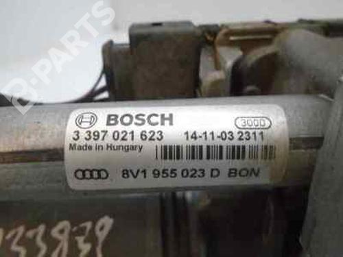 Wischermotor vorne AUDI A3 (8V1, 8VK)  3397021623 | 8V1955023D | PINS:4 | 32739411