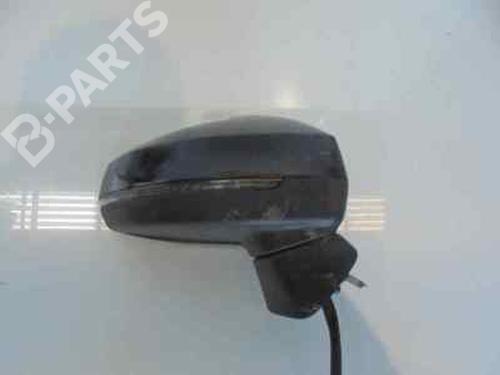 Außenspiegel rechts AUDI A3 (8V1, 8VK)  8V1857410F | NEGRO | ELECTRICO 6 CABLES | 32739229