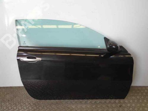NEGRO | Porte avant droite GT (937_) 1.9 JTD (937CXN1B) (150 hp) [2003-2010] 937 A5.000 5847639